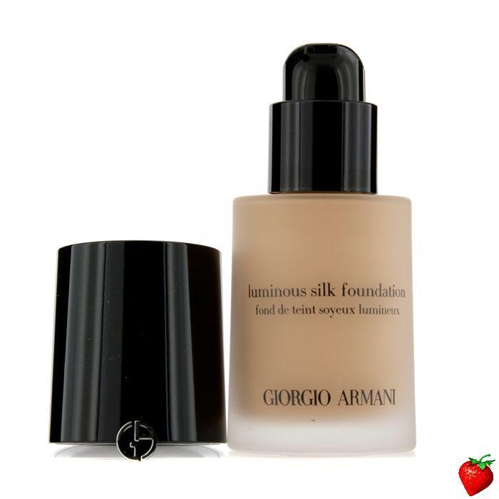 Giorgio Armani Luminous Silk Foundation - # 5.5 (Natural Beige) 30ml/1oz #GiorgioArmani #Makeup #Foundation #FREEShipping #StrawberryNET #HolidayGift #HotPick