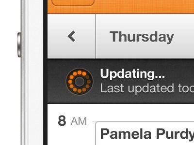 iOS Loading UI