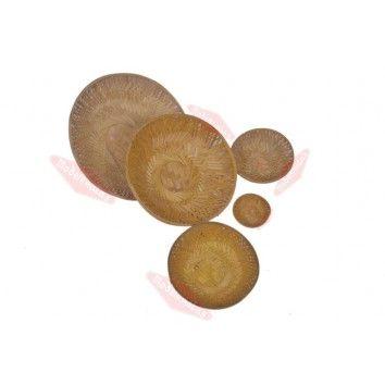 Assam Round Basket