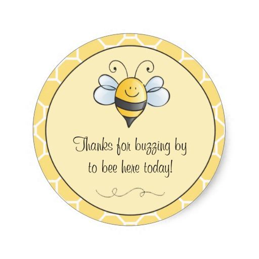 152 Best Bee Themed Baby Shower Images On Pinterest