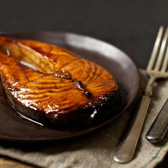 Teriyaki Salmon   Mussels: Mussels (or clams) can be grown with very little environmental impact, so are a very sustainable seafood. Recipe: At Steve Corry's Five ...