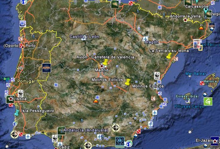 Artefactos digitales Geolocalización