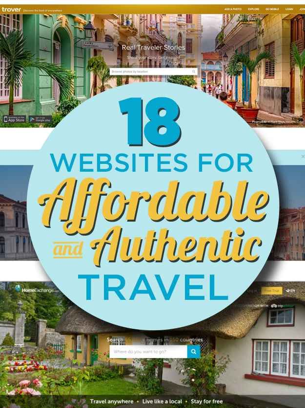 18 Useful Travel Websites You Probably Didn't Know About