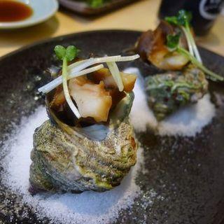 images of サザエの壷焼き | 埼玉県のサザエのつぼ焼き おすすめ・ランキング