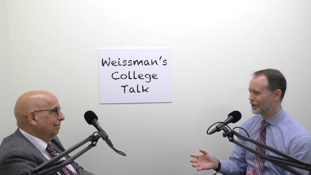 """This is the video version of the radio show """"College Talk"""" in which Dr. Aldemaro Romero Jr. interviews Dr. David Jones, Chair of the Department of Political Sciences at the Weissman School of Arts and Sciences at Baruch College about politics in America,"""
