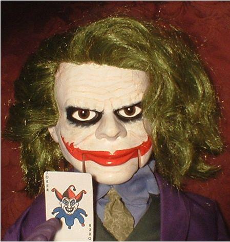 Joker Dummie