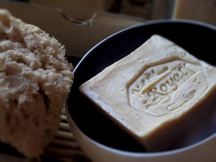 Le Savon d'Alep Royal from Syria  (Nom Living,Columbia Rd, London)