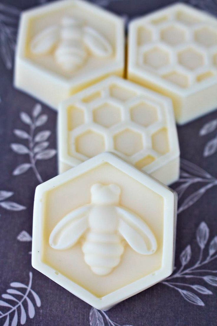 Super easy to make and create these adorable soaps.You can use ANY type of mold and essential oil fragrance.