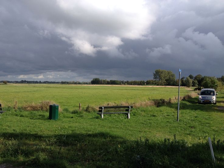 Prachtige Hollandse lucht