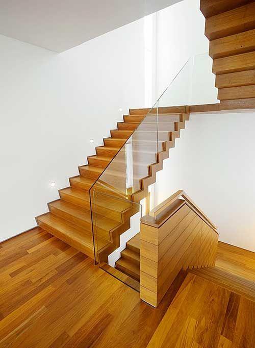 Устройство монолитной лестницы