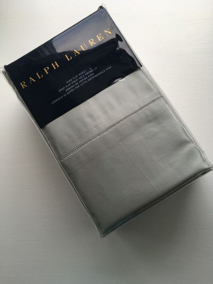 Ralph Lauren 624 Sateen KING FLAT SHEET Antique Jade NEW! 886087164688 | eBay