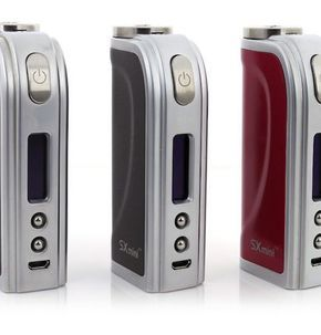 SXminiM_2/The YiHi SXmini M Class Mod with Temperature Control is designed specifically for professional and high-end vapers.  This device is powered by the YiHi SX350J Mini processor which provides intelligent power regulation with temperature control.  The SXmini is a small but extremely potent device, designed to provide a balance of both power and convenience