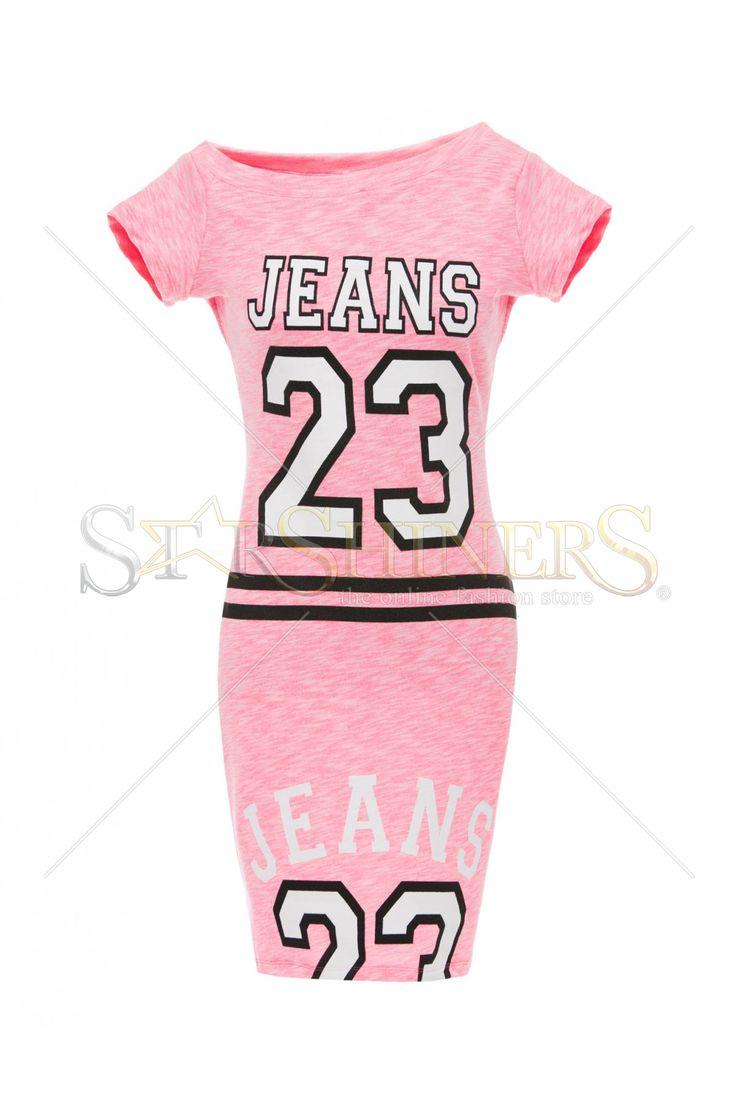 Mexton Summer Madness Pink Dress