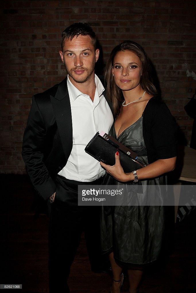 Tom hardy ex wife