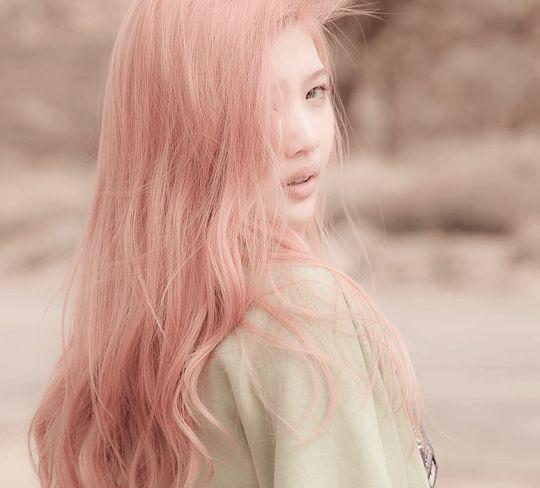 Ice Cream Cake Teaser Pictures : Red Velvet Joy  Ice Cream Cake  teaser Red Velvet (???? ...