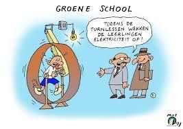 Afbeeldingsresultaat voor milieuzorg op school