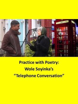 telephone conversation by wole soyinka analysis essays Essay writing my family | telephone conversation by wole soyinka analysis essays essay writing my family get perfect papers on time.