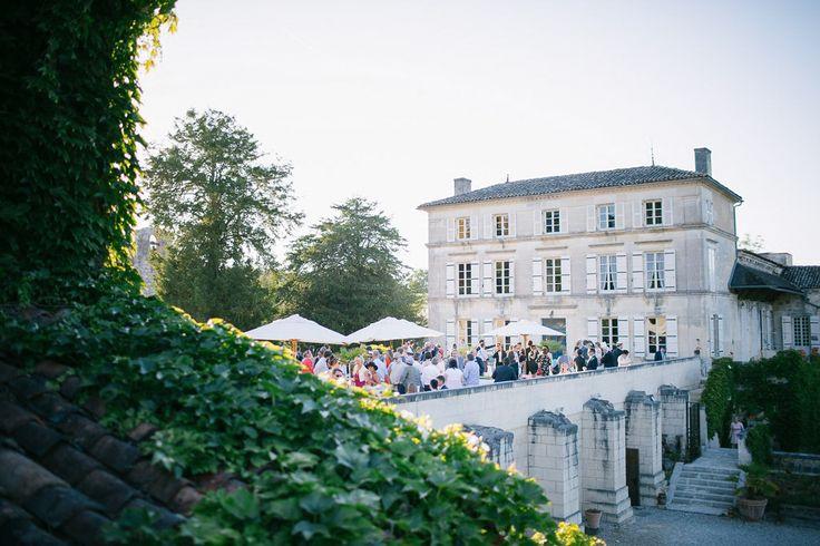 Lieux réception mariage. Abbaye de Fontdouce