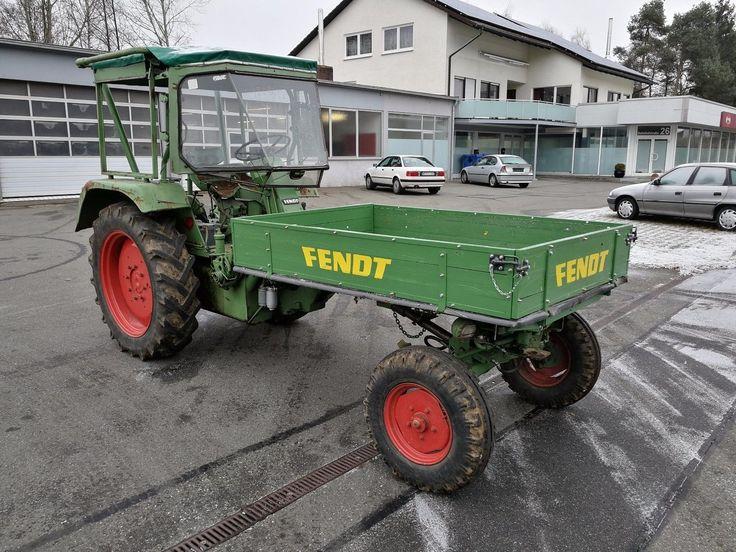 Fendt F 250 GT Geräteträger Pritsche, Servo, Traktor Schlepper | eBay