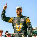 Arrow Electronics Applauds James Hinchcliffe and the Schmidt Peterson Motorsports Team on a Successful 2016 Season