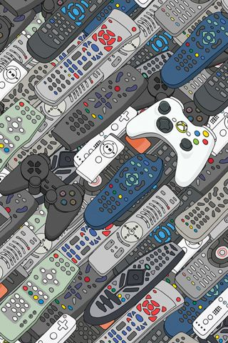 Remotes by Guy Warley
