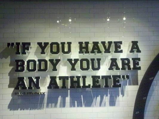 signage from nike store in scottsdale