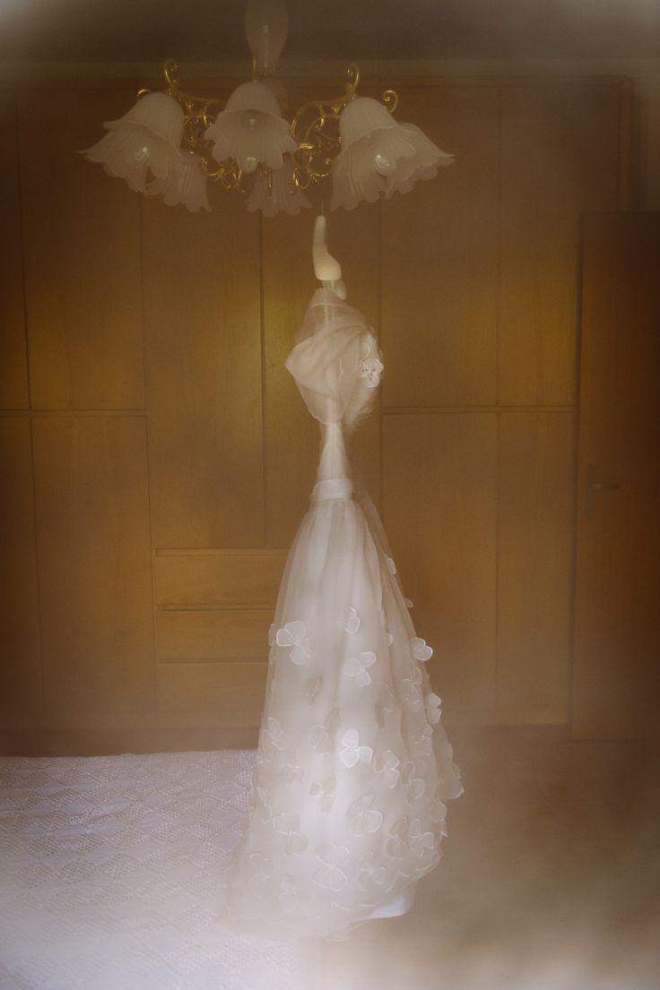 #Wedding #Dress #Vintage #Sposa #Getting Ready