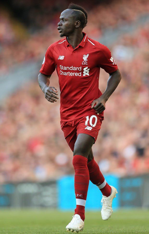 Sadio Mane Is One Of The Reds Most Dangerous Players Liverpool Players Liverpool Soccer Liverpool Team