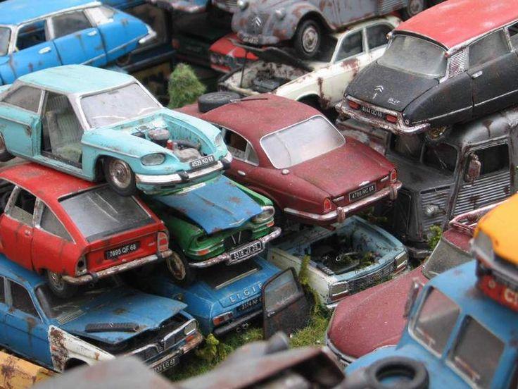 casse miniature miniatyres dioramas pinterest model car and cars. Black Bedroom Furniture Sets. Home Design Ideas