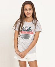 Rip Curl Girls Floral Daze T-Shirt