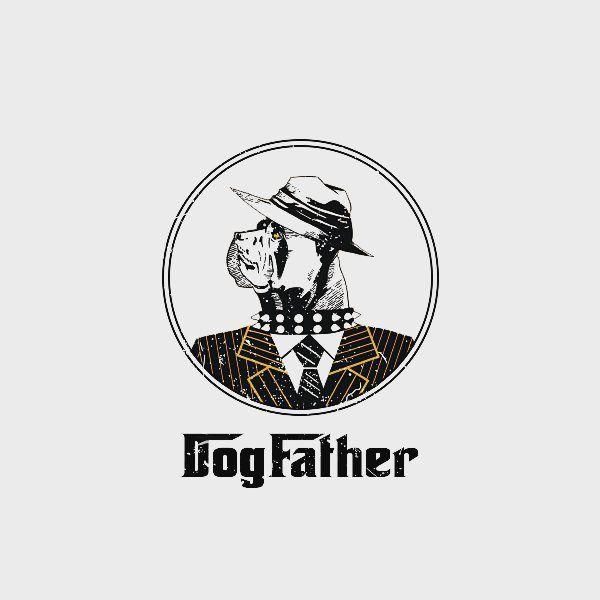 #데일리 #로고 #디자인 #카네코르소 #마피아 #빈티지 ##logo #design #canecorso #mafia #vintege #godfather #illustrations