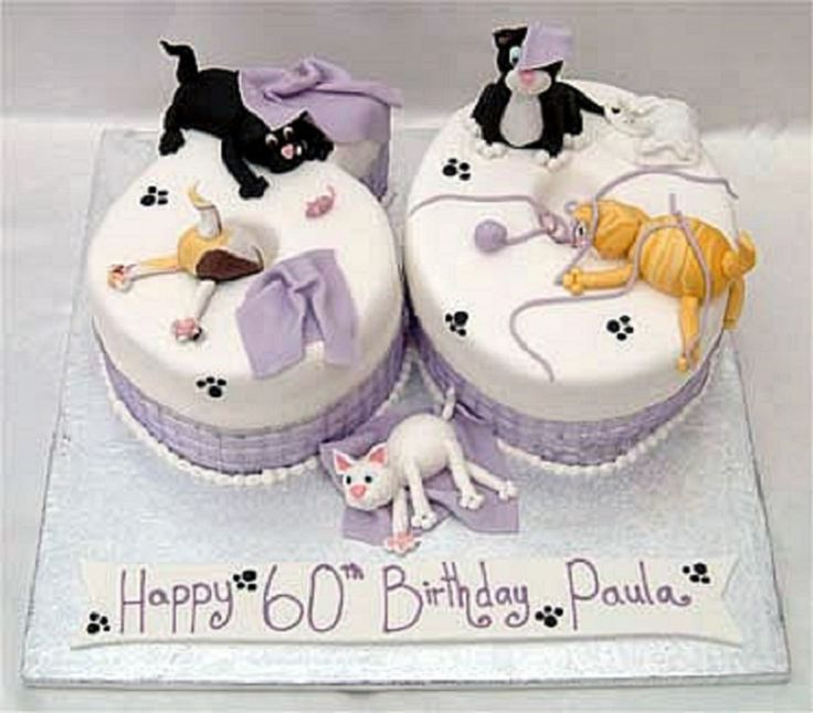 82 best Party images on Pinterest Cat cakes Birthday cakes and