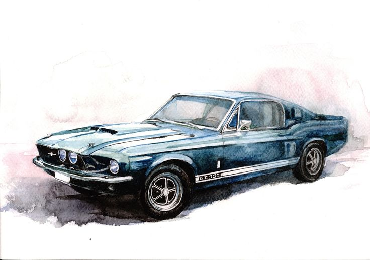 MUSTANG SHELBY '67