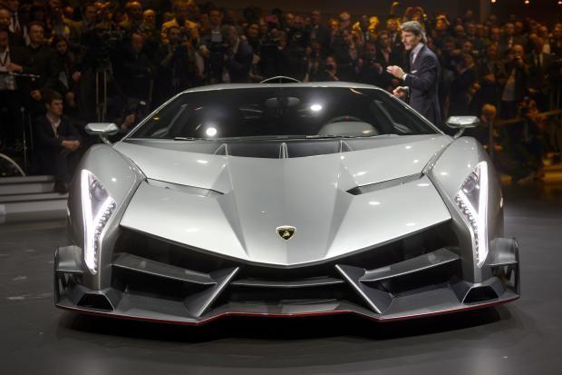Lamborghini Veneno - CNET via @CNET