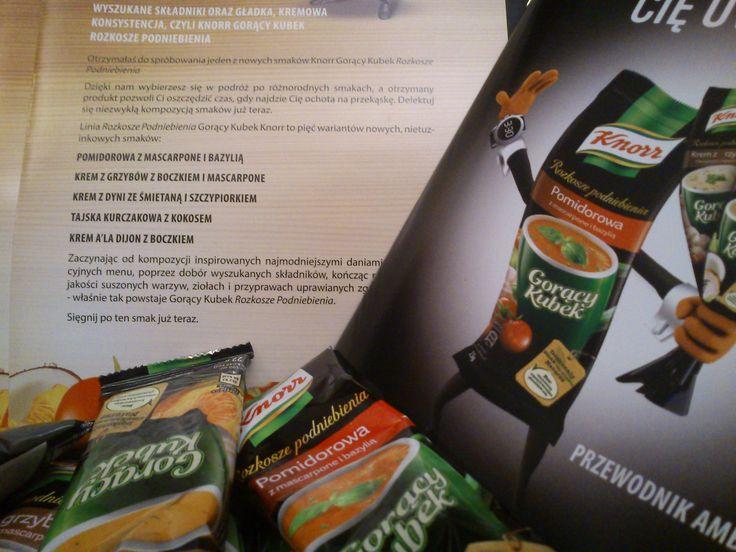 Kampania Knorr (Ambasada Trendów)