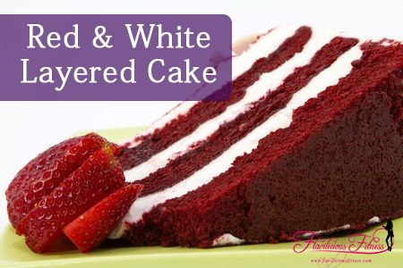 Coconut Flour Cake With Strawberries