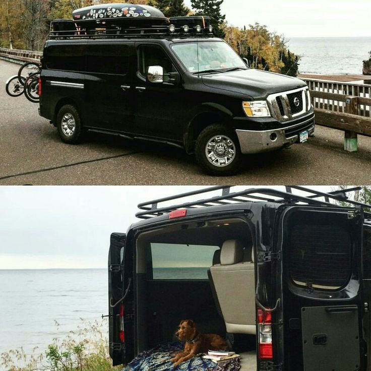 2016 Nissan Nv3500 Hd Passenger Exterior: Best 25+ Van Roof Racks Ideas On Pinterest