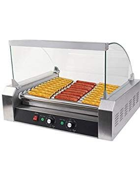 Cool Thegood Commercial Roller Hotdog Machine Visit the image link more details We are a participant in the Amazon Services LLC Associates Program