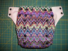 Free cloth diaper patterns, excellent print quality and tutorials! By Arfy @ Simple Diaper Blog