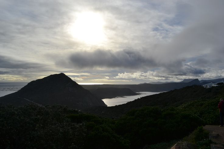 This picture was taken in South Africa 2013, it was taken at Cape Point and was a big walk to get there, but totally worth it :D Michaela Ana Gambella