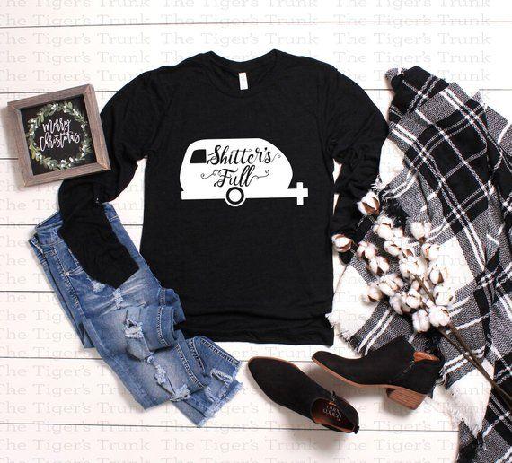 Sh!tter\u0027s Full Christmas shirt Merry  Bright Christmas Ideas