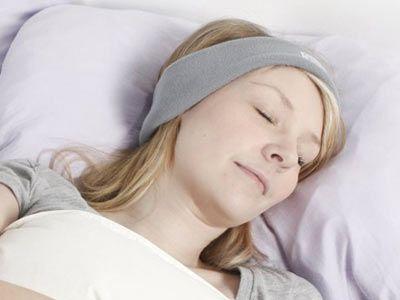 http://mewanty.net/sleep-headphone/   sleep headphones, they'd be a lot better than what I've got now!