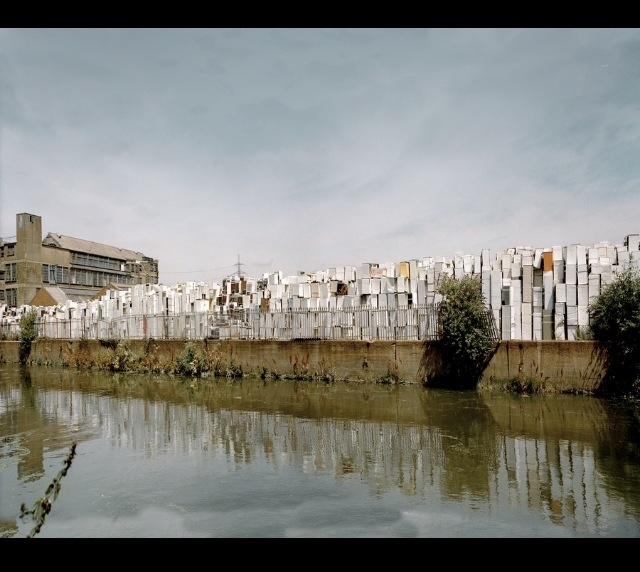 !! fridge dump, hackney, london   (chris dorley-brown photography)
