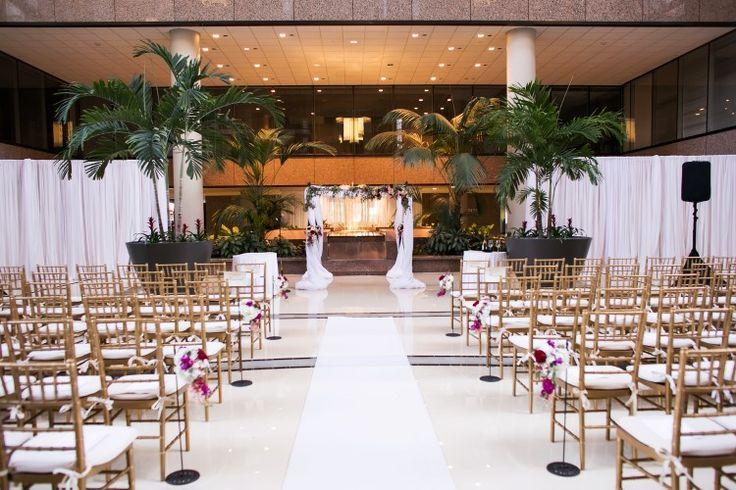 Elegant Tampa Wedding at The Westshore Grand, FL - Indoor Florida wedding venues (Limelight Photography)