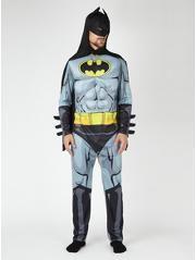 Adult Batman Fancy Dress Costume
