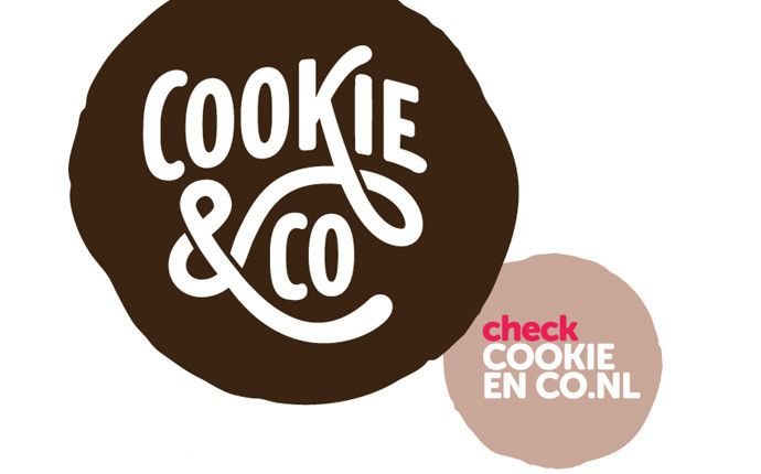 cookie & co, visual identity / logo design, by daily milk