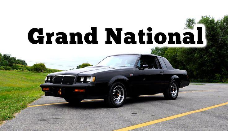 Regular Car Reviews: 1986 Buick Grand National