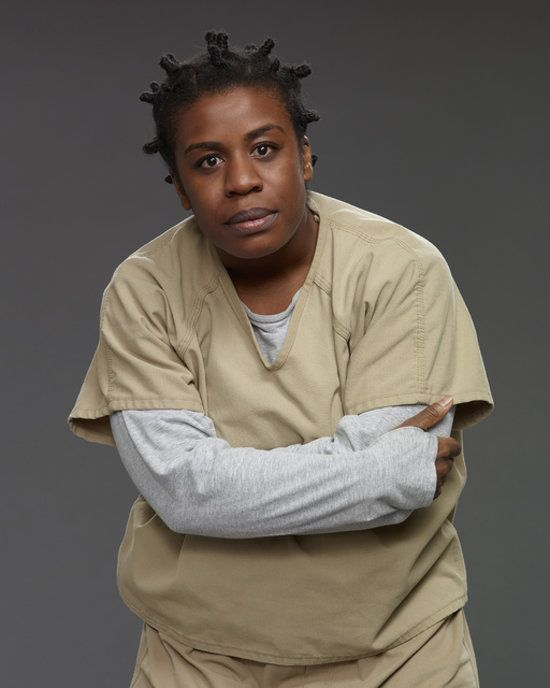 Orange Is the New Black Halloween Costume idea: Crazy Eyes