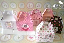 cajas de carton lonchera para dulces - Buscar con Google