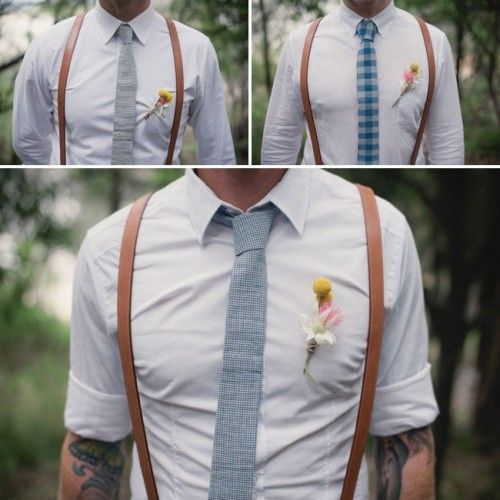 25 Groomsmen Attire Ideas | WedPics - The #1 Wedding App
